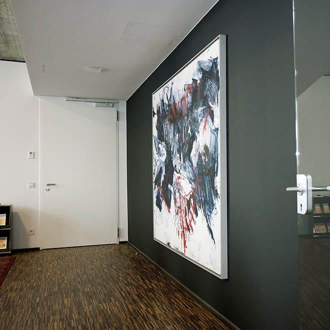 EUREF-Haus 7 in Berlin am 11. September 2014
